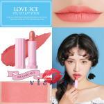 (# Sugarcane) 3CE Love 3CE Velvet Lipstick 3.5g ลิปสติกรุ่นใหม่ล่าสุด แพคเกจน่ารัก สีสวยสดใส