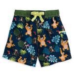 ชุดว่ายน้ำป้องกันรังสียูวีสำหรับทารกและเด็กเล็ก Disney Swim Trunks for Baby (The Jungle Book)