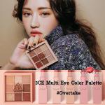 3CE Multi Eye Color Palette #Overtake อายชาโดว์พาเลท 9 สีสวย ใหม่ล่าสุดจาก 3CE เพื่อให้ดวงตาของคุณมีมิติ แต่งได้หลายสไตล์ หลายโอกาส เข้าได้กับทุกเฉดสีผิว