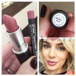 MAC Satin Lipstick 3g # Brave