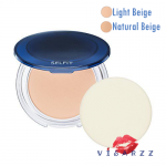 Shiseido Selfit Finish Powder UV SPF10 PA++ #Light Beige 8g แป้งพัฟอัดแข็งผสมรองพื้น สูตรไม่บางเบาสบายผิว เพื่อผิวเนียนใส เน้นปกปิดรูขุมขน กันเหงื่อได้ดี เนียนราบเรียบฉ่ำวาวพื่อผิวที่เปล่งปลั่งไร้ที่ติยาวนาน ผงอนูแป้งละเอียดอ่อน