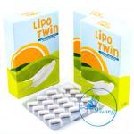 Lipo Twin 30 เม็ด สูตรลดน้ำหนักด้วยสารสกัดจากธรรมชาติ