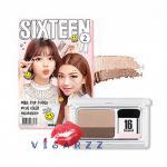 (#02 Hello Monday) 16 Brand Sixteen Eye Magazine อายเเชว์โดยเเบบใหม่ล่าสุด เบลนสีมาให้ในตัว เพียงเเค่ปาด ก็ได้ดวงตาสวย ดูมีมิติเเบบสาวเกาหลี โดยไม่ต้องเบลนสีให้ยุ่งยากอีกต่อไป