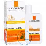 (ไม่มีน้ำหอม) La Roche-Posay Anthelios XL SPF50+ Ultra Light Fluid 50 mL ฟลูอิดกันแดดเนื้อบางเบา อันดับ 1 ของกันแดดสำหรับคนเป็นสิวง่าย