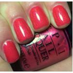O.P.I. Nail Lacquer # Go With the Lava Flow