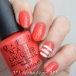 O.P.I. Nail Lacquer # Aloha from OPI