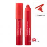 (#17 Apple Bite) Mamonde Creamy Tint Color Balm Intense 2.5g ลิปแมทท์ที่ดังมากในประเทศเกาหลี สีแน่นคมชัด ไม่ทำให้ปากแห้งและจับตัวเป็นก้อน
