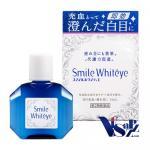 Lion Smile Whiteeye น้ำยาหยอดตาความเย็นระดับ 3 เปลี่ยนดวงตาของคุณให้ดูขาวสดใส มีชีวิตชีวา ไม่แดง ไม่เหนื่อยล้าด้วยน้ำตาหยอดตา ให้ดวงตาคุณดูสุขภาพดี