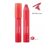 (#14 Fall in Love) Mamonde Creamy Tint Color Balm Intense 2.5g ลิปแมทท์ที่ดังมากในประเทศเกาหลี สีแน่นคมชัด ไม่ทำให้ปากแห้งและจับตัวเป็นก้อน