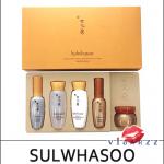 (รุ่น Light) Sulwhasoo Concentrated Ginseng Renewing Ex Light Kit (5 Items) ชุดบำรุงผิวให้ผิวสว่างกระจ่างใส แลดูอ่อนเยาว์และช่วยบำรุงผิวให้นุ่มชุ่มชื้น สำหรับผิวมัน
