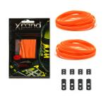 [Promotion] เชือกรองเท้าไม่ต้องผูก Xpand - Neon Orange