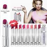(Tester ฝาขาว No Box) Dior Addict Lipstick 3.5g # 881 Fashion Night สินค้าขนาดปกติ