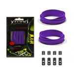 [Promotion] เชือกรองเท้าไม่ต้องผูก Xpand - Purple