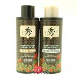 (ขายส่ง 230.-) Daeng Gi Meo Ri Dlae Soo Hair Anti-Loss Care Set (Shampoo 80mL + Treatment 80mL) เซทแชมพูและครีมนวด พรีเมื่ยมเพื่อผมนุ่มลื่นสวยไม่พันกัน สำหรับผู้ที่มีปัญหาผมขาดหลุดร่วงจากเกาหลี ด้วยส่วนผสมสมุนไพรล้ำค่ากว่า 20 ชนิด ช่วยดูแลท
