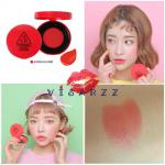 3CE Blush Cushion 8g # Girlish Red บลัชคุชชั่นตลับน่ารักๆ น่าสะสม สีสวย สดใส
