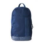 กระเป๋าเป้สะพายหลัง adidas classic 3 stripes backpack - Navy Blue