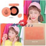 3CE Blush Cushion 8g # Peach บลัชคุชชั่นตลับน่ารักๆ น่าสะสม สีสวย สดใส