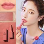 3CE New Matte Lip Color # 218 Mirrorlik ลิปสติกเนื้อแมทท์ สีแน่น ติดทนนาน