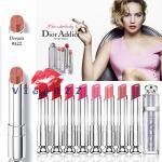 (Tester ฝาขาว No Box) Dior Addict Lipstick 3.5g # 422 Dream สินค้าขนาดปกติ