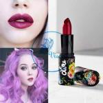 Lime Crime Perlees Matt Pearl Lipstick 4.5 g. # Third Eye (Mulberr Red)
