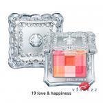 Jill Stuart Mix Blush Compact #19 Love & Happiness บรัชออน 6 สีที่ผสมกันอย่างลงตัวได้เป็นสีส้ม Coral น่ารักๆ มาพร้อมแปรงขนแพะแยกในซองสะดวกพกพา เนรมิตผิวบริสุทธิ์ และดูส