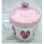 ถ้วยน้ำชาพร้อมฝาปิด