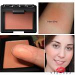 (Clearance Sale ลด 60% MFG 02/13) Nars Blush Cheek Color # Gina 4.8 g