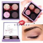 (No Box ราคาพิเศษ) MAC Bloody Brilliant Quad Eye Shadow x4 พาเลทสีสวยให้คุณเนรมิตดวงตาสวยมีมิติได้หลายสไตล์ ขนาดพกพากำลังดี สีสวย ทาได้หลายโอกาส ติดทน เบลนง่ายด้วยค่ะ