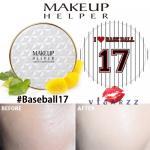 (#21 ตลับลาย Baseball17) Makeup Helper Double Cushion Calendula Blossom SPF50+ /PA+++ คูชั่น แป้งน้ำลุ๊คฉ่ำสาวเกาหลีค่ะ ไม่เหนอะ ไม่มันไม่เยิ้ม ทาปุ๊ปแห้งปั๊ป โดยไม่ต้องเติมแป้ง ปกปิดได้อย่างดีแม้แผลเป็นที่ชัดมากๆ ไม่อุดตัน มาพร้อมกันแดด 50เท่า ตลับใหญ่
