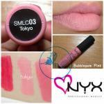 NYX Soft Matte Lip Cream สี # SMLC03 Tokyo