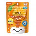 ลูกอมป้องกันฟันผุสำหรับเด็ก Combi Teteo Oral Balance Tablet DC+ (Orange)