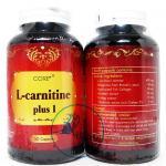 Core L-Carnitine Plus I 50 Capsules กล้ามเนื้อฟิตกระชับ ลดน้ำหนัก เร่งระบบการเผาผลาญ