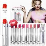 (Tester ฝาขาว No Box) Dior Addict Lipstick 3.5g # 842 Zig Zag สินค้าขนาดปกติ