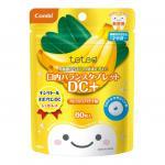 ลูกอมป้องกันฟันผุสำหรับเด็ก Combi Teteo Oral Balance Tablet DC+ (Banana)