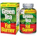 Green Tea Fat Burner Concentrate Extract 400 mg EGCG 200 เม็ด ชาเขียวเข้มข้นช่วยในการเผาผลาญไขมัน เข้มข้นสูงสุดในตลาดอาหารเสริม