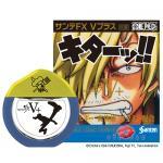 (Limited Package One Piece x Sanji) Sante FX V Plus 12mL สูตรเย็นระดับ 5 รุ่นนี้พิเศษมากยิ่งขึ้น คือ เพิ่มกรดอะมิโน และวิตามินบี 6 ช่วยบรรเทาอาการดวงตาเมื่อยล้า ปวดตา คันตา ตาอักเสบ ดวงตาติดเชื้อ มีส่วนช่วยป้องกันโรคตา ป้องกันรังสีอัลตร้าไวโอเลต ลดการเกิด