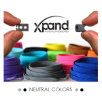[Promotion] เชือกรองเท้าไม่ต้องผูก Xpand - Neutral Colors