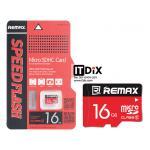 Micro SD Card Remax Class 10 ความจุ 16 GB