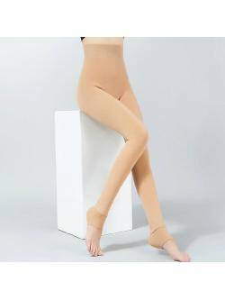 ถุงน่องกันหนาว สีเนื้อ บุขนกำมะหยี่ด้านใน ขาเหยียบ กันหนาวได้ประมาณเลขตัวเดียว ปลีก390 ส่ง350