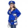 ชุดแฟนซีคอสตูมพร้อมอุปกรณ์สุดน่ารัก Melissa & Doug รุ่น Role Play Costume Set (Police Officer)