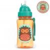 กระติกน้ำชนิดหลอดดูดพร้อมฝาปิด Skip Hop รุ่น Zoo Straw Bottle (Hedgehog)