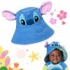 หมวกปีกกันแดดสำหรับเด็ก Disney Stitch Baby Swim Hat UPF50+