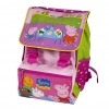 กระเป๋าเป้สะพายหลังสำหรับเด็ก Peppa Pig Extensible Backpack for Kids (Pink)