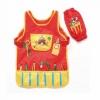 ชุดกันเปื้อนสำหรับศิลปินตัวน้อย Joan Miro รุ่น Art Apron for Toddlers