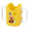 กล่องป้องกันการบีบกล่องเครื่องดื่ม Combi / Skater Baby Drink Holder (Anpanman / Yellow Balloon)