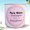 คอลลาเจนสด เพียวไวท์ Pure White Collagen 100 by Fonn Fonn