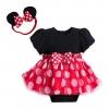 ชุดคอสตูมบอดี้สูทเบบี๋สุดน่ารัก Disney Baby Costume Body Suit (Minnie Mouse)
