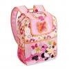 กระเป๋าเป้สะพายหลังสำหรับเด็ก Disney Backpack (Minnie Mouse Clubhouse Floral)