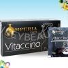 กาแฟ ไวแทคชิโน Vitaccino Slimming Coffee กระตุ้นการเผาผลาญอาหาร