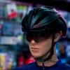 หมวก Cigna ทรง Aero (มีแว่น)